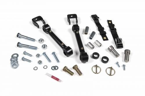 Suspension - Sway Bars & End Links