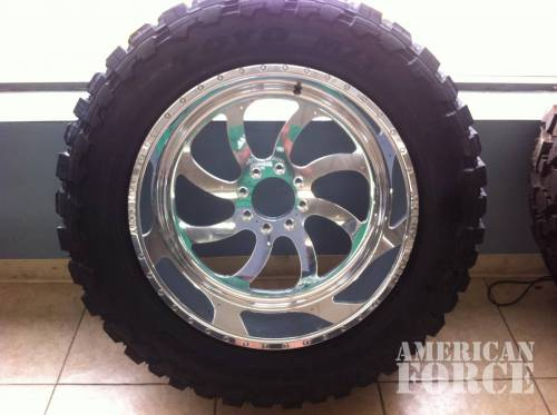Wheels & Tires - Package Deals