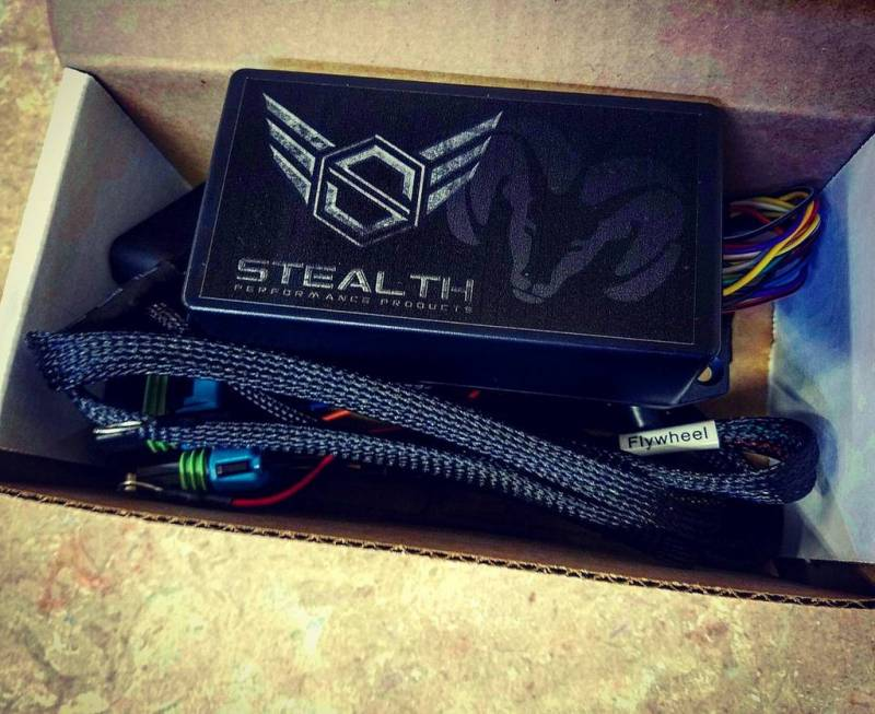 Stealth Performance Products Stealth Module 2014 2017