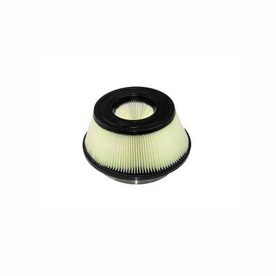S&B Filters - S&B Filters Replacement Filter for S&B Cold Air Intake Kit (Disposable, Dry Media) KF-1032D