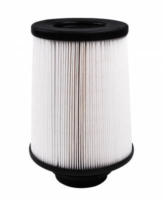 S&B Filters - S&B Filters Replacement Filter for S&B Cold Air Intake Kit (Disposable, Dry Media) KF-1060D