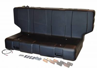 Titan Fuel Tanks - Titan Fuel Tanks In-Bed 90 Gal Liquid xfr L-tnk 5014090