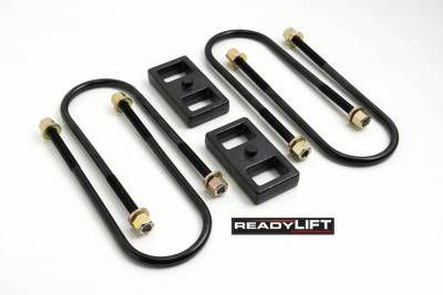 ReadyLift - ReadyLift 1.0in. REAR OEM STYLE LIFT BLOCK KIT 66-1201