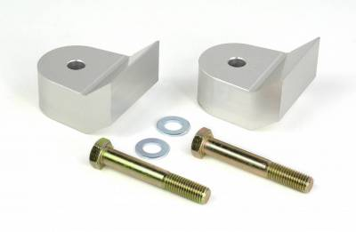 ReadyLift - ReadyLift 1.5in. LOWER FRONT COIL SPRING SPACER  LEVELING KIT BILLET ALUMINUM 66-2111