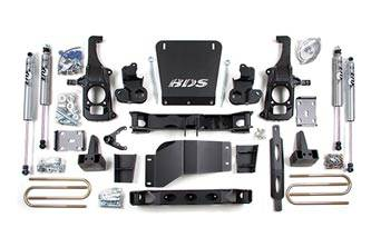 "BDS Suspension - BDS 6-1/2"" Suspension Lift Kit - 2011-2018 Chevy/GMC 2500-3500"