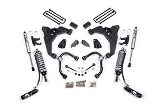 """BDS Suspension - BDS 2-3"""" Coil-Over Conversion System - 2011-2018 Chevy/GMC 2500-3500"""