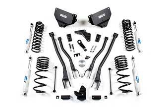 "BDS Suspension - BDS 4"" 4-Link Suspension System 