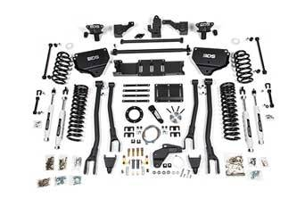 "BDS Suspension - BDS 8"" 4-Link Suspension System 