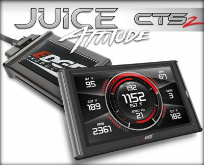 Edge Products - Edge Products - 04.5-05 Duramax 6.6L LLY Juice w/ Attitude CTS2 - 21501