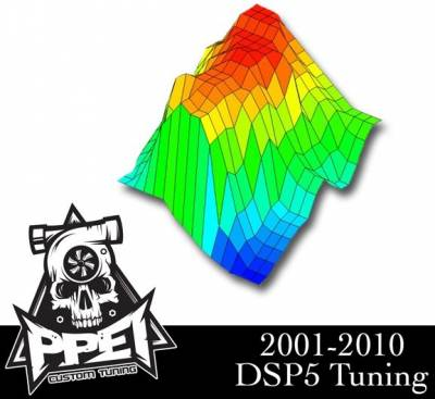 PPEI by Kory Willis - PPEI EFI Live - 01-07 Duramax DSP5 - Tunes Only