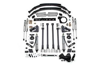"BDS Suspension - BDS - 6"" 4-Link Arm Coil-Over Suspension System 