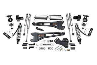 "BDS Suspension - BDS - 4"" Coil-Over Radius Arm Suspension System 