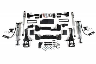 "BDS Suspension - BDS 6"" Coil-Over Suspension System 