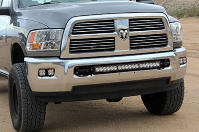 Baja Designs Lighting - Baja Designs - 2010 - 2018 Ram 2500/3500 Fog Pocket Kit