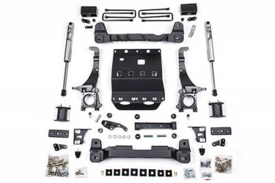 """BDS Suspension - BDS - 4"""" Suspension Lift Kit - 17-19 Toyota Tacoma 4WD"""