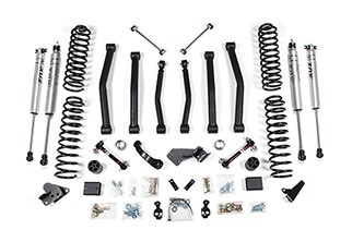 "BDS Suspension - BDS - 4"" Lift Kit for the 2012-18 Jeep Wrangler JK 2 door 4WD - Standard Jeep or Rubicon"