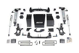 """BDS Suspension - BDS - 4"""" Coilover Suspension System - 2014-2018 GM W/Out Magneride"""