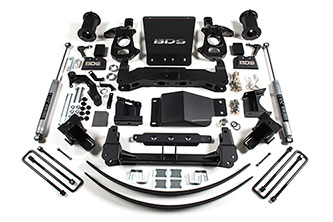 """BDS Suspension - BDS - 8"""" Suspension System-2014-2018 Chevy/GMC 1500 W/Out Magneride"""