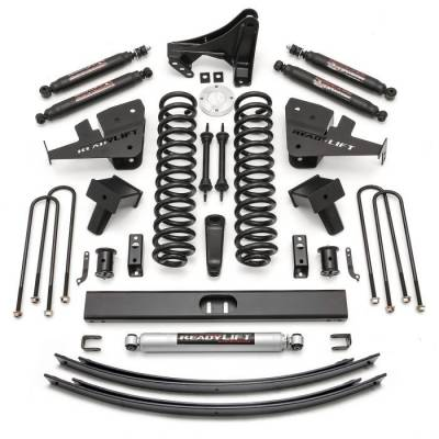 "ReadyLift - Readylift - 8"" Suspension Lift Kit - 2017-2019 Ford F-250 Trucks W/ 2-Piece Drive Shaft"