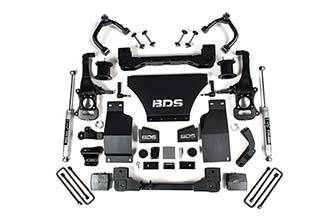 """BDS Suspension - BDS - 4"""" Suspension Lift Kit - 19-21 GMC 4WD AT4/Trail Boss(Gas)"""