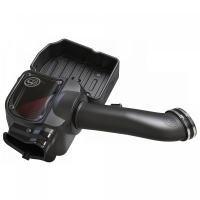 S&B Filters - S&B - Cold Air Intake Kit For 2017-2019 Ford Powerstroke 6.7L