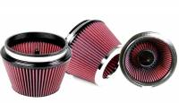 S&B Filters - S&B Filters Replacement Filter for S&B Cold Air Intake Kit (Cleanable, 8-ply Cotton) KF-1003