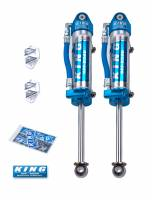 Suspension - Shocks & Struts - King Shocks - King Shocks Shock Absorber Set, Fits Nissan Frontie/Navara, 05- Current 25001-110
