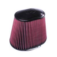 Air Intakes - Air Filters - S&B Filters - S&B Filters Filter for Competitor Intakes Cross Reference: Banks 42158 (Cleanable, 8-ply) CR-42158