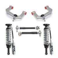 Suspension - Control Arms - ReadyLift - ReadyLift FOX COILOVERS AND OFF ROAD ARM KIT 44-5055