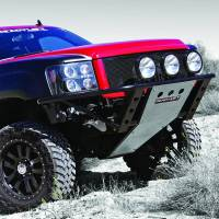 Bumpers - Front Bumpers - ReadyLift - ReadyLift Front Off Road Bumper 24-3001