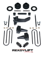 Suspension - Lift Kits - ReadyLift - ReadyLift SST LIFT KIT 2.5in. FRONT 1.0-3.0in. REAR TOW PACKAGE MODEL 69-2511TP