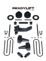 Suspension - Lift Kits - ReadyLift - ReadyLift SST LIFT KIT 2.5in. FRONT 2.0in. REAR 69-2511