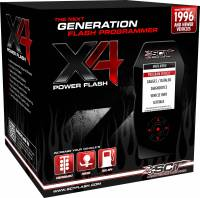 SCT Performance - SCT Performance GM X4 Power Flash Pre-programmed Device 7416