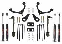 ReadyLift - ReadyLift SST LIFT KIT 4.0in. FRONT 1.0in. REAR 69-3511