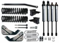 "Suspension - Lift Kits - ICON Vehicle Dynamics - ICON Vehicle Dynamics 05-07 FORD F-250/F-350 4.5"" STAGE 2 SUSPENSION SYSTEM K64501"