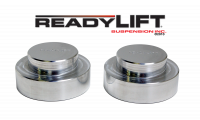 Components - Coil Springs & Accessories - ReadyLift - ReadyLift 1.0in. BILLET ALUMINUM REAR LIFT COIL SPACER KIT 66-3010