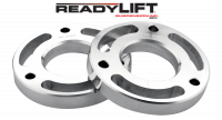 Suspension - Leveling Kits - ReadyLift - ReadyLift 1.5in. FRONT STRUT SPACER BILLET ALUMINUM LEVELING KIT 66-3080