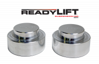 Components - Coil Springs & Accessories - ReadyLift - ReadyLift 1.5in. REAR BILLET ALUMINUM LIFT COIL SPACER KIT 66-3015