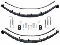 Components - Leaf Springs & Accessories - ICON Vehicle Dynamics - ICON Vehicle Dynamics 10+ RAPTOR MULTI RATE LEAF SPRING KIT 95220