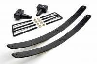 Components - Leaf Springs & Accessories - ReadyLift - ReadyLift 3.0in. REAR BLOCK AND ADD A LEAF KIT 26-2104