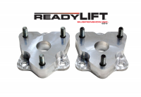 Suspension - Leveling Kits - ReadyLift - ReadyLift 2.0in. FRONT  BILLET STRUT SPACER LEVELING KIT 66-1030