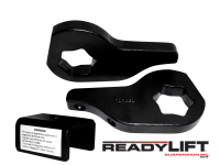 Suspension - Leveling Kits - ReadyLift - ReadyLift 2.0in. FRONT LEVELING FORGED TORSION KEY KIT 66-1000
