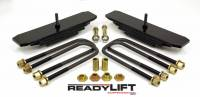 Suspension - Leveling Kits - ReadyLift - ReadyLift 2.0in. FRONT MINI SPRING PACK LEVELING KIT WITH CAM BUSHINGS 66-2085