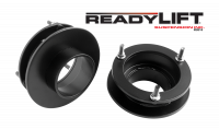 Suspension - Leveling Kits - ReadyLift - ReadyLift 2.0in. FRONT STEEL COIL SPACER KIT 66-1090