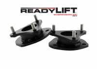 Suspension - Leveling Kits - ReadyLift - ReadyLift 2.0in. FRONT STEEL STRUT SPACER KIT 66-1070