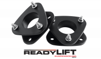 Suspension - Leveling Kits - ReadyLift - ReadyLift 2.0in. FRONT STRUT SPACER LEVELING KIT 66-4000