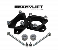 Suspension - Leveling Kits - ReadyLift - ReadyLift 2.0in. FRONT STRUT SPACER LEVELING KIT WITH DIFF DROP SPACER 66-5050