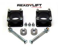 ReadyLift - ReadyLift 2.4in. FRONT STRUT SPACER LEVELING KIT WITH DIFF DROP SPACER KIT 66-5075