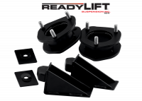 Suspension - Leveling Kits - ReadyLift - ReadyLift 2.5in. FRONT STRUT SPACER LEVELING KIT 66-1020