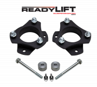 Suspension - Leveling Kits - ReadyLift - ReadyLift 2.5in. FRONT STRUT SPACER LEVELING KIT WITH DIFF DROP SPACER 66-5025